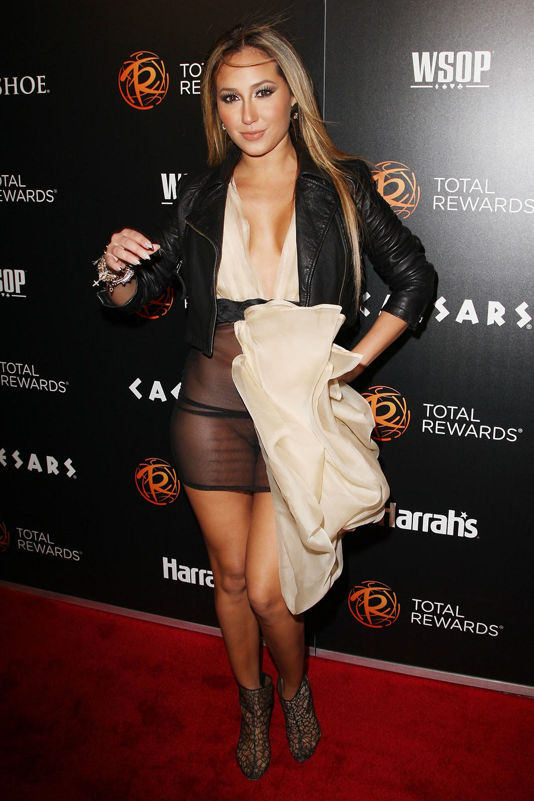 Impudence! Adrienne bailon uncensored naked pics was