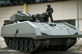 Hunter AFV Singapura