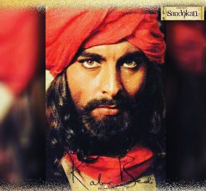 "Kabir Bedi to GossipeTv: ""Sandokan immortal, Can Yaman will have benefits"""