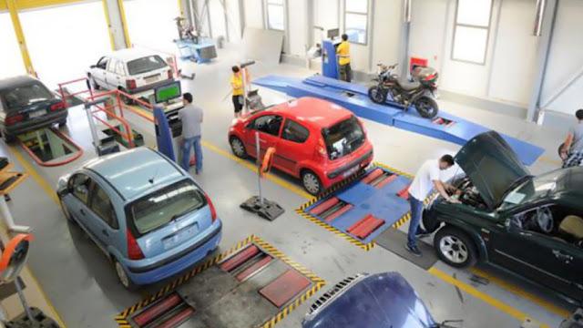 Παρατείνεται η ισχύς των Δελτίων Τεχνικών Ελέγχων όλων των οχημάτων