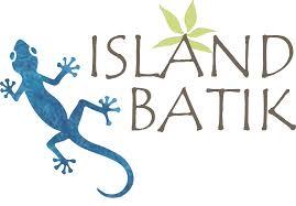Island Batik fabric logo