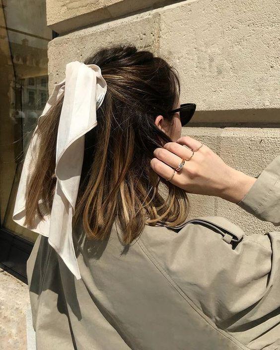 Ideias de cortes e penteados para cabelos curtos