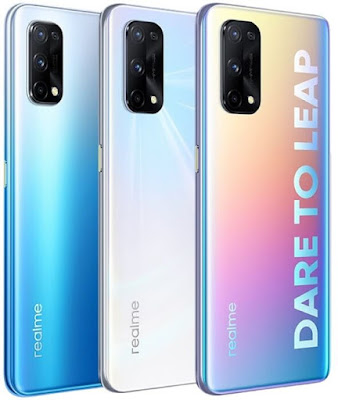 Realme X7 & X7 Pro Launched With 6.55inch FHD+ 120Hz AMOLED Display, 5G, 64MP Camera & More