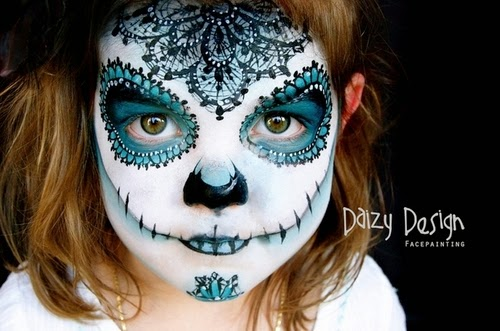 03-Christy Lewis Daizy-Face Painting - Alternate Personalities-www-designstack-co