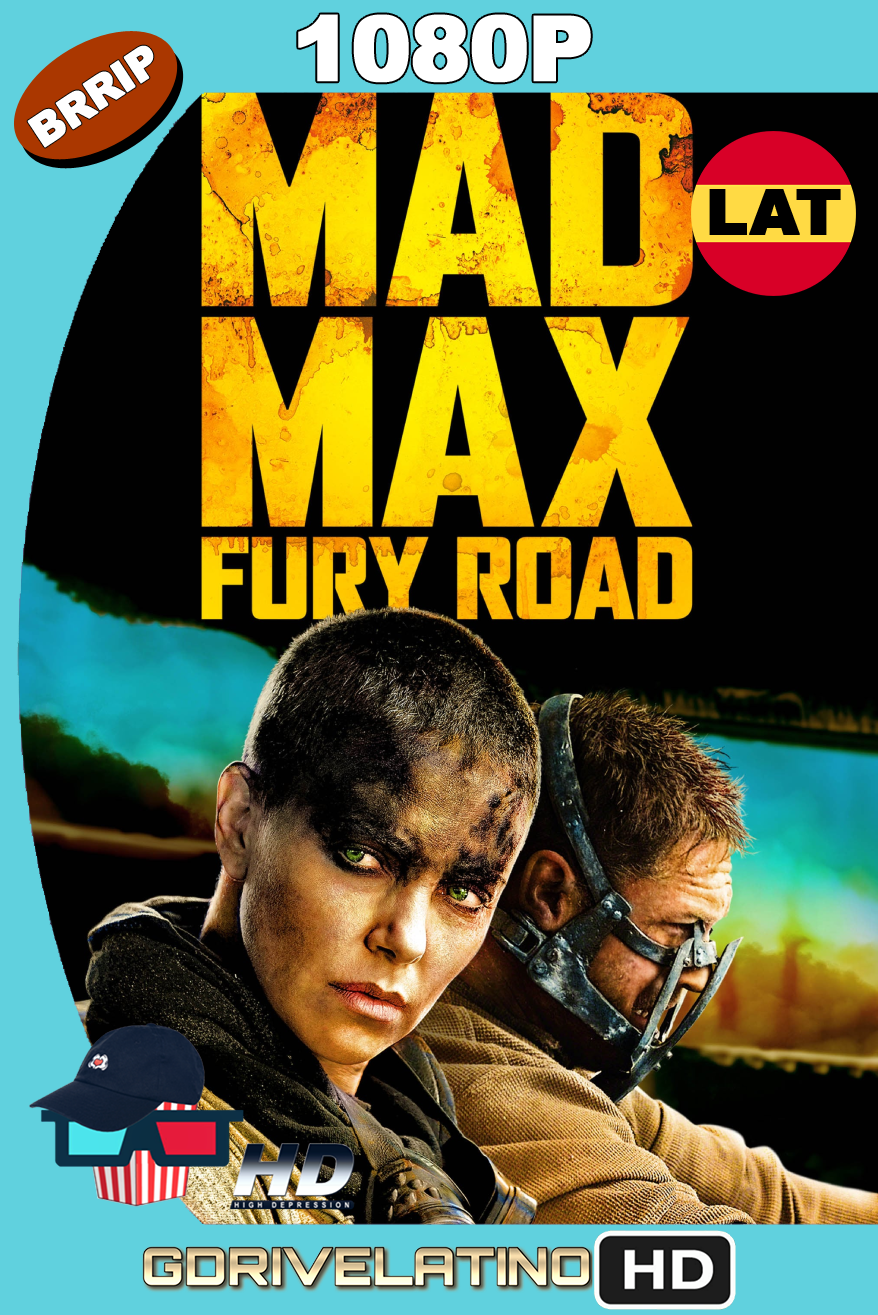 Mad Max: Furia en la Carretera (2015) BRRip 1080p Latino-Ingles MKV