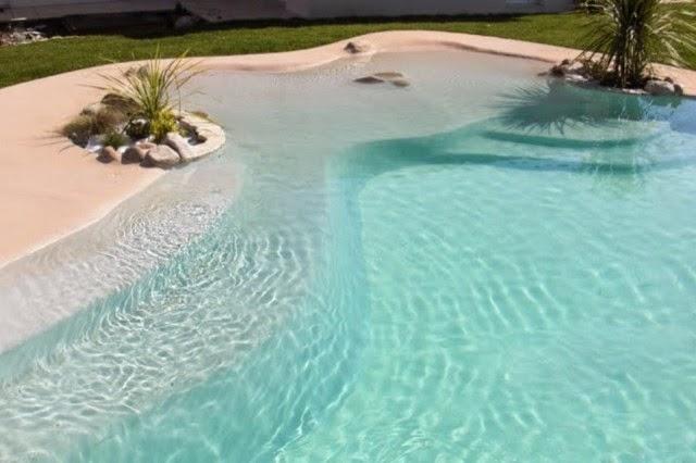 Marzua piscinas de arena compactada for Cuanto cuesta hacer una alberca en mi casa