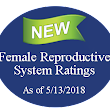 Official Changes to the Ratings for the Female Reproductive System