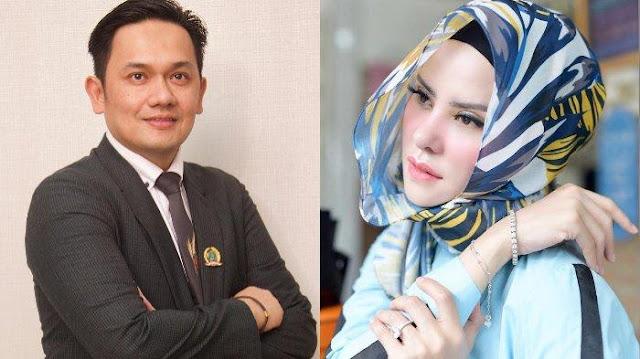 Yakin Angel Lelga Tak Berzina, Farhat Abbas Akan Pidanakan Vicky Prasetyo