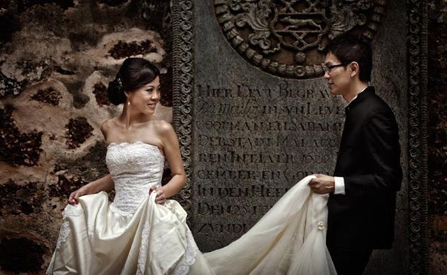 melaka pre-wedding