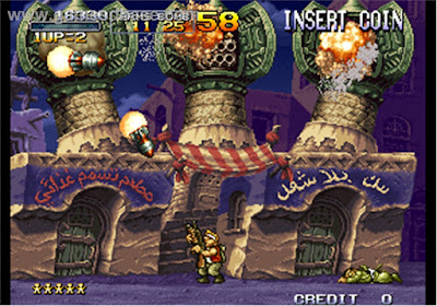 Download Metal Slug X Full Version