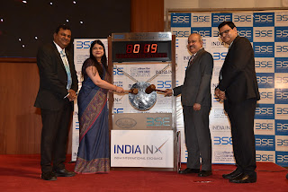 Exim Bank rings bell at INDIA INX with USD 1 bn, 10-year bond listing - reinforces its status as the largest single issuer listed on India INX