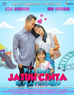 Pemain, ig, Lagu FTV Fix Gue Jatuh Cinta Di Playground