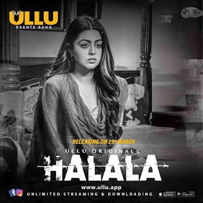 Halala Hindi Web Series Cast, Wiki