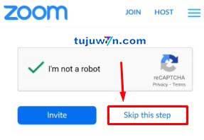 cara membuat akun zoom di hp android