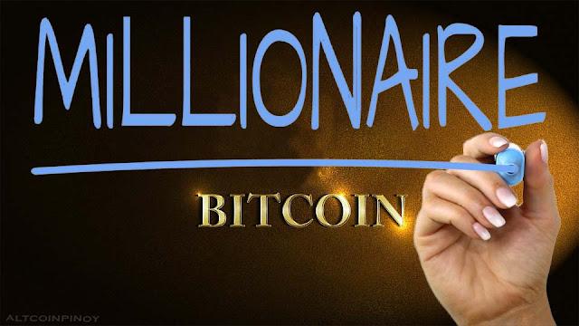 Bitcoin millionare