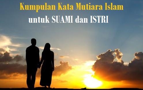 kata mutiara islam untuk suami istri