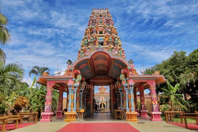 Templo Tamil de Abercrombie