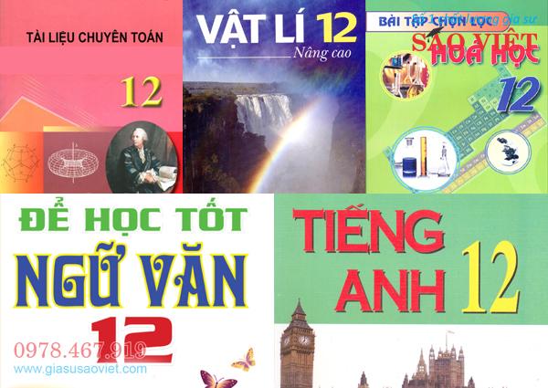 Gia sư lớp 12 chuyên nghiệp nhận dạy kèm tại nhà cho các em học sinh lớp 12 ở mọi trình độ. Gia sư Sao Việt cung cấp gia sư giỏi, chuyên môn tốt cùng cách truyền đạt độc đáo giúp học sinh tiến bộ nhanh.