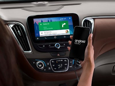 Android Auto Download for Chevrolet