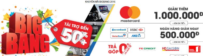 Mã giảm giá Nguyễn Kim hot nhất tháng 12/2016 và khuyến mãi Tết 2017