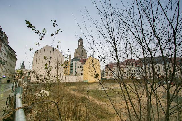 Verso Prager strasse-Dresda
