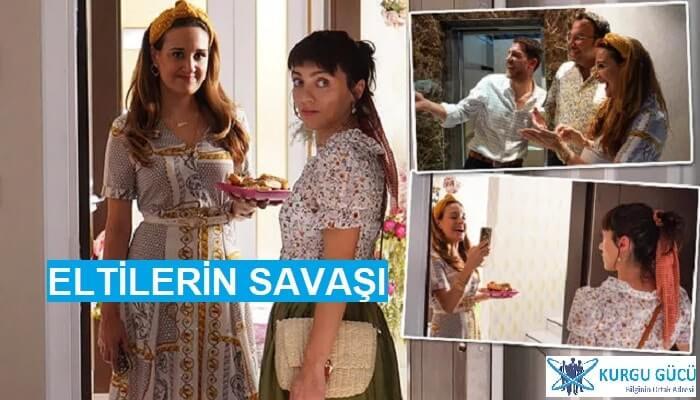 Eltilerin Savaşı Film İncelemesi: Türk Komedi Filmi - Kurgu Gücü