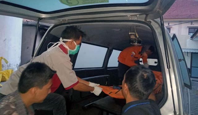 Penemuan mayat tanpa kepala di Pantai Selok Anyar