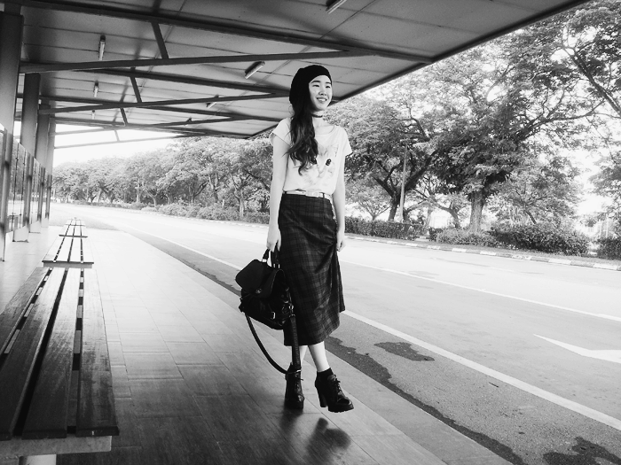 Brunei Blogger May Cho of The Mayden