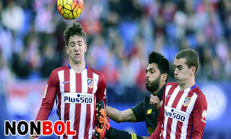 Cuplikan Gol Atletico Madrid 1-2 Sevilla | Leg 1 Babak 8 Besar Copa del Rey