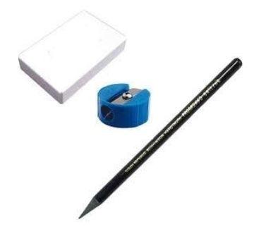 Aqui Eu Aprendi A Historia Do Lápis