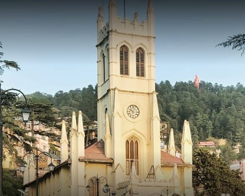 Christ Church Shimla - History, Timings, Entry Fee, Images