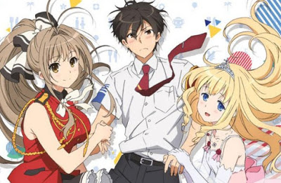 Amagi Brilliant Park BD Subtitle Indoneisa [Batch] + OVA - Animekompi