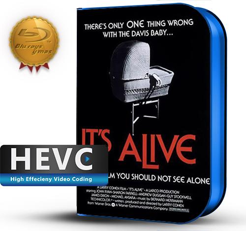 It's Alive (1974) 1080P HEVC-8Bits BDRip Ingles(Subt.Esp)(Terror)