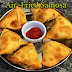 Air-Fried samosa