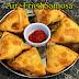 Air-Fried samosa