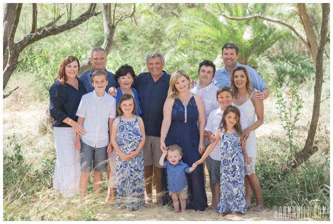 Maui Family Portrait Session