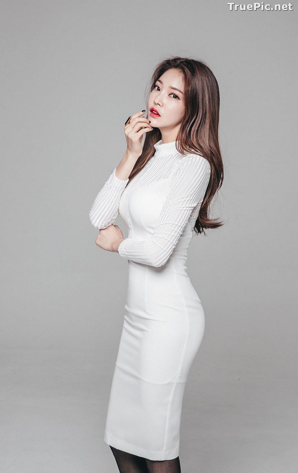 Image Korean Beautiful Model – Park Jung Yoon – Fashion Photography #11 - TruePic.net - Picture-53