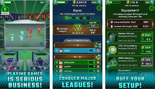 download league of gamers mod apk 1