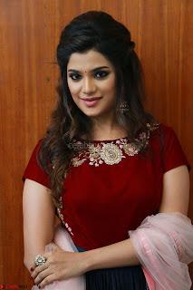 Actress Aathmika in lovely Maraoon Choli ¬  Exclusive Celebrities galleries 096.jpg
