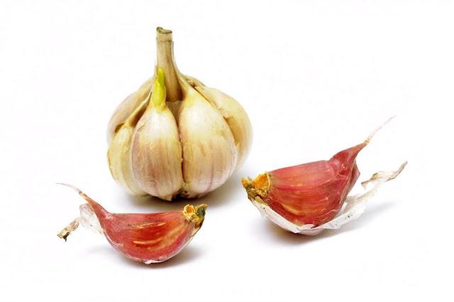 garlic low back
