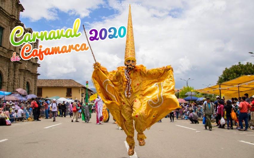 Carnaval de Cajamarca 2020 - Programa Oficial