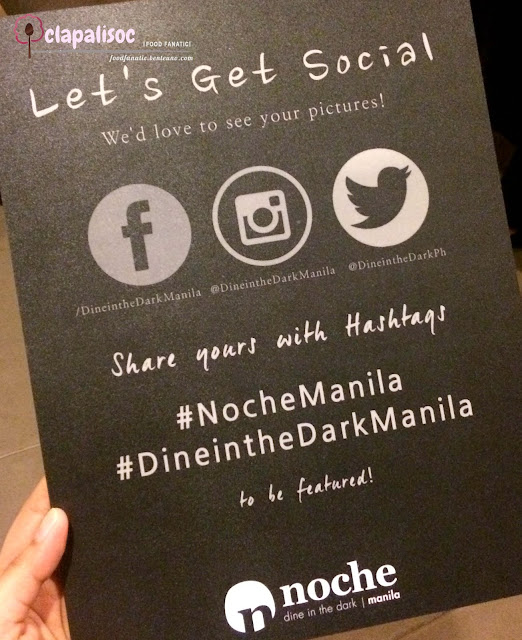 Noche - Dine in the Dark