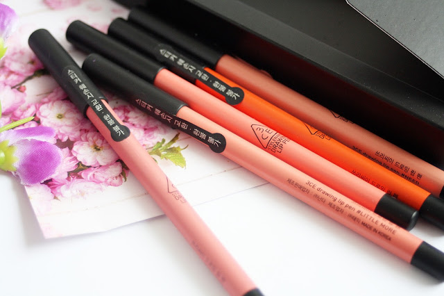 3CE Stylenanda, Drawing Lip Pen Kit