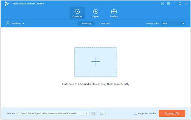 Screenshot Tipard Video Converter Ultimate 10.0.10 Full Version