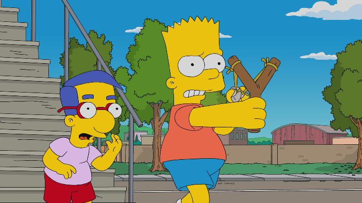 The Simpsons - Episode 29.14 - Fears of a Clown - Promotional Photos + Press Release