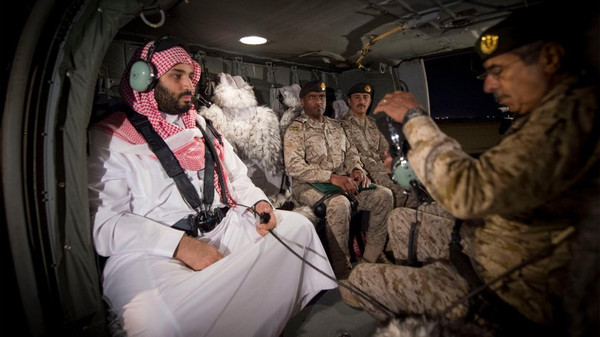 """الحوثي يجلط ابن سلمان جوا وبحرا.. السعودية كانت على موعد مع """"كارثة"""" جديدة لولا تدارك الموقف باللحظات الأخيرة"""
