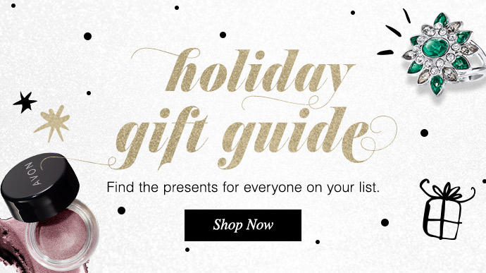 Holiday Gift Guide. SHOP NOW >>>