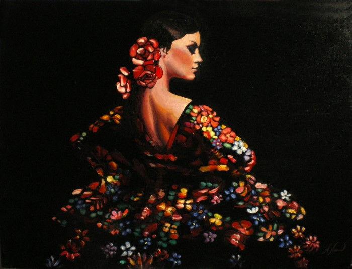 Армянский художник. Нарек Амбарцумян