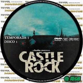GALLETA 1 CASTLE ROCK - 2018 [COVER-DVD]