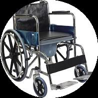 Mission Wheelchair